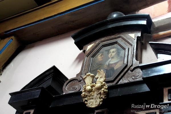 Sanktuarium w Swarzewie - Matka Boska w kapeluszu