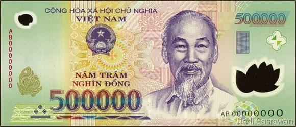 Mata uang Dong