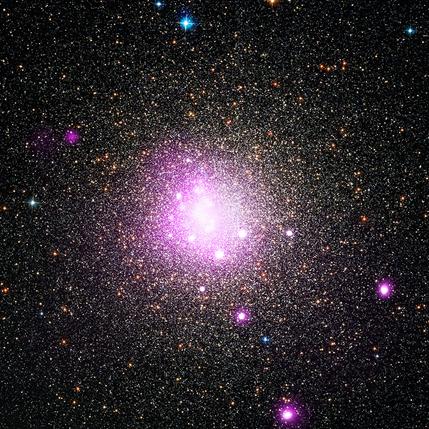 aglomerado globular NGC 6388