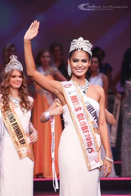 Miss Globe 2015 Ann Lorraine Colis