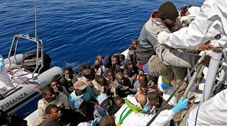 Plus de 100.000 migrants arrivés en Europe via la Méditerranée en 2016 (OIM)