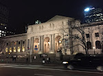 The NY Public Library was across the street from the Andaz