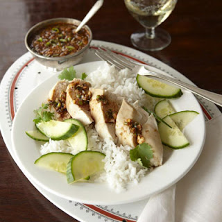Asian Spiced Poached Chicken Recipes