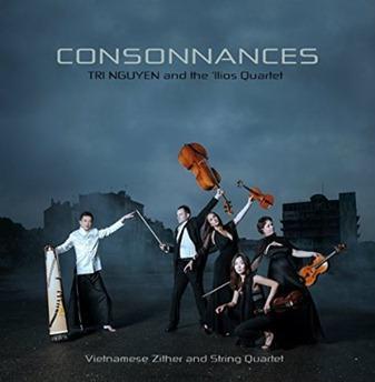 CD REVIEW: Tri Nguyen & Dima Tsypkin - CONSONNANCES (Lunelios LNL 888 1001)