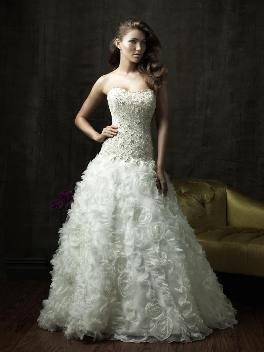 I felt very bridal,