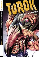 Actualización 31/10/2015: Shinji en la traducción y Rockfull en las maquetas nos traen Turok - Dinosaur Hunter #7.