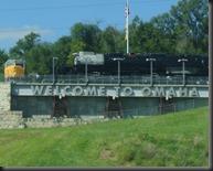 Missed Nebraska, but go the Omaha Welcome