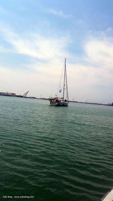 Y2K lascia Marina di Levante - Trapani