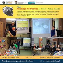 Spotkanie Klubu Polskiego Podróżnika - Ruszamy pod ziemię