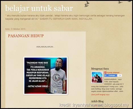 blog kak yan
