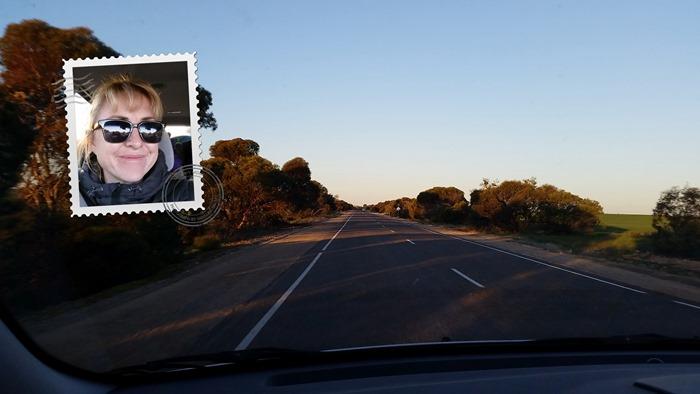 virtù - heading towards the victorian border