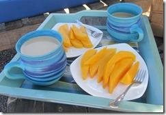 Mangofrühstück