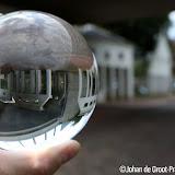 Pekela door een kristallen bol - Foto's Johan de Groot