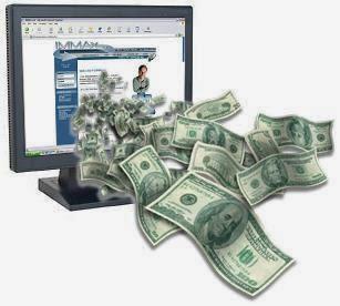 Meraup fulus lewat bisnis online