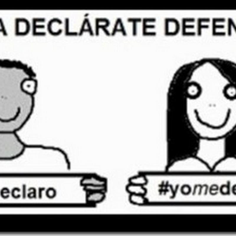 Día Nacional del Defensor y Defensora de los Derechos Humanos