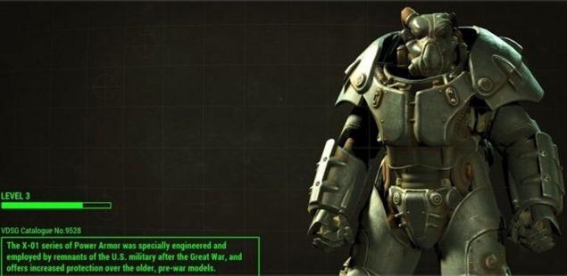 Fallout 4 ? So kommen Sie zu einer kompletten Enclave X-01 Power Armor