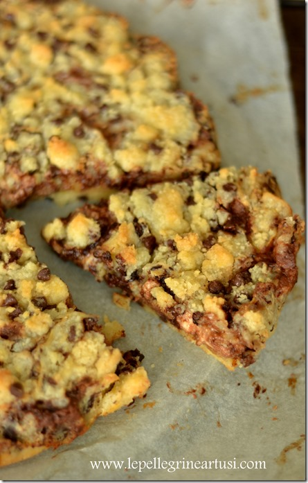 torta cookies ripiena al mascarpone e cioccolato