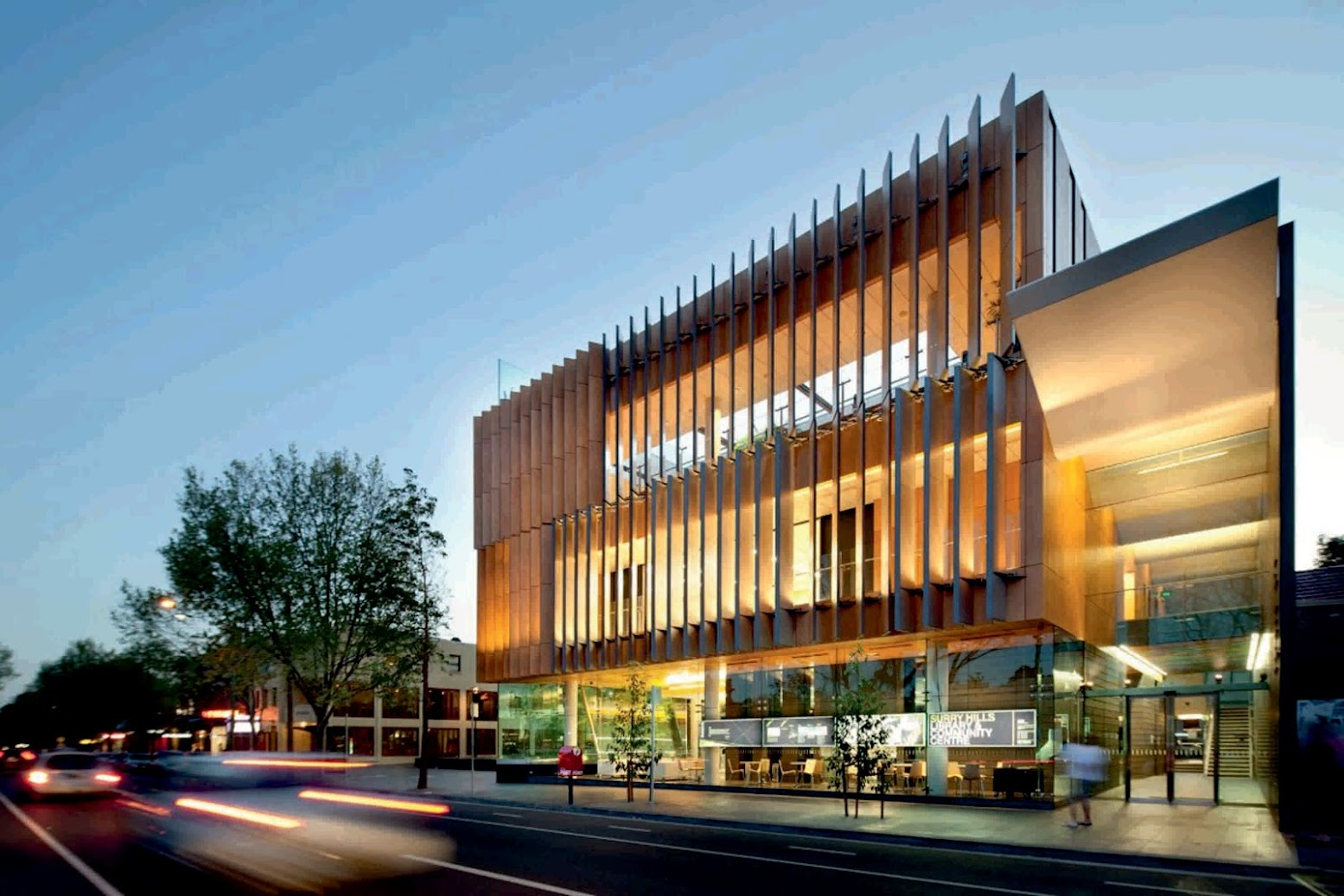 Surry Hills Community Centre by Francis-Jones Morehen Thorp