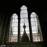 Vista da torre da Catedral - Quito, Equador