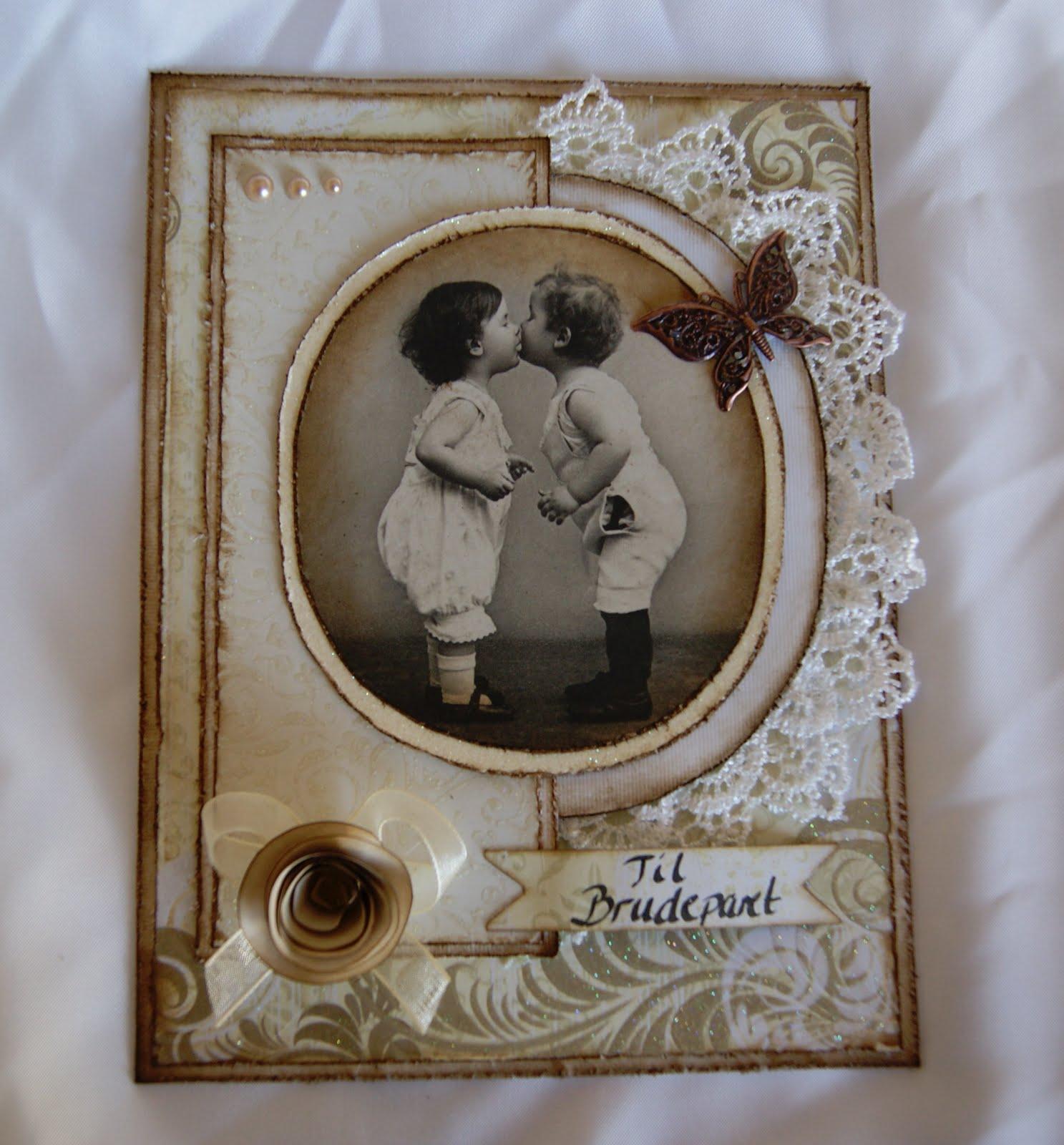 How to scrapbook wedding cards - How To Scrapbook Wedding Cards 20