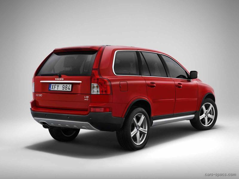 2006 volvo xc90 suv specifications pictures prices. Black Bedroom Furniture Sets. Home Design Ideas