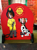 In the Children's Museum in Navy Pier Park in Chicago 01152012b