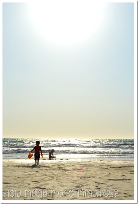 Cable Beach | How Many More Minutes?