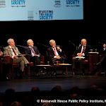Joseph A. Califano, Ervin Duggan, Bill Moyers, Walter Mondale, George McGovern and Bob Schieffer discuss LBJ's Great Society