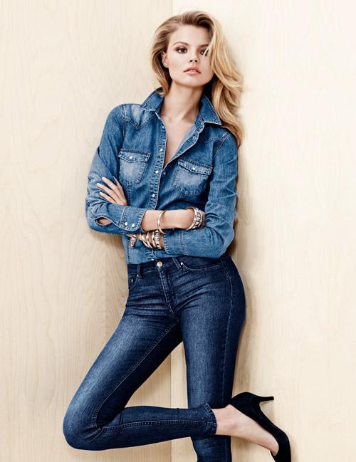 Mac jeans the nao de khong nham chan  2