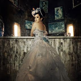 Beauty of Anggi by Nikon  Koesukax - People Fashion