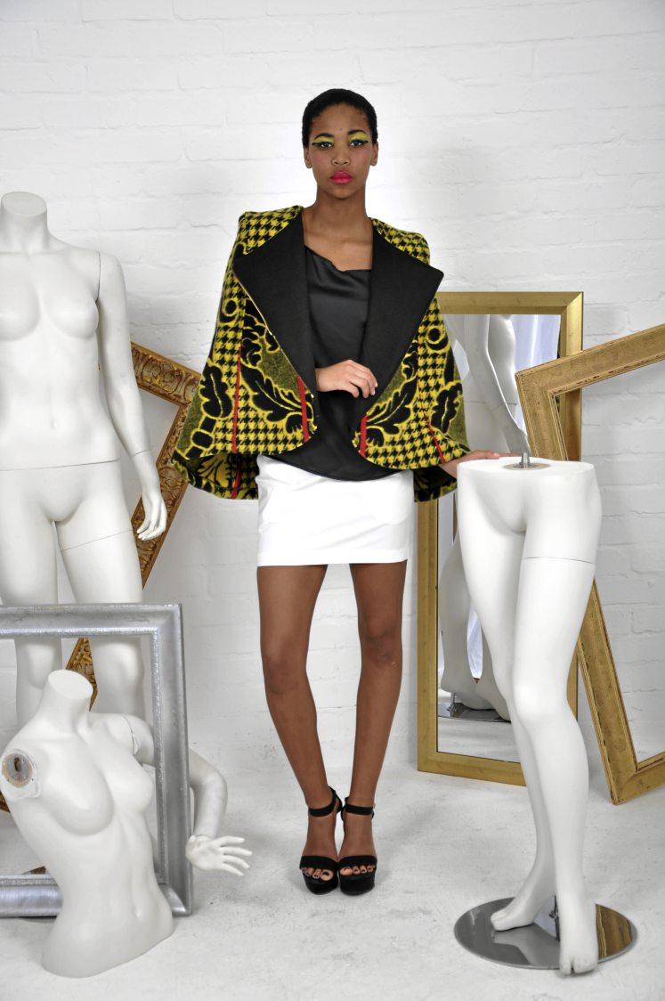 Designer Dress Lufi Made