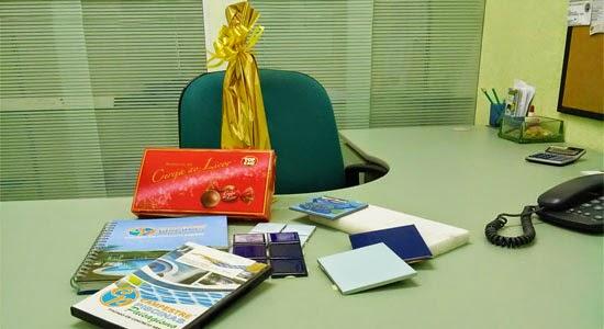 Kit com presentes Dia das Mães Campestre Piscinas