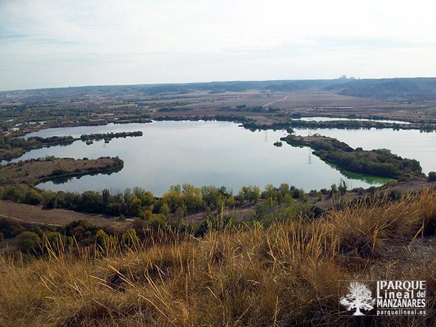 Vista valle del Jarama desde Torre Rubia