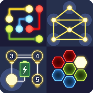 COLOR GLOW : Puzzle Collection For PC (Windows & MAC)