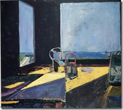 Richard-Diebenkorn-Interior-with-View-of-Ocean