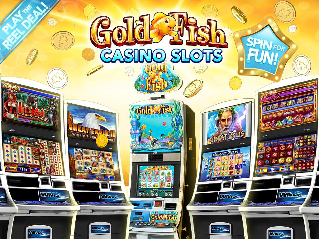 Gold Fish Casino Slots for Fun Screenshot 10