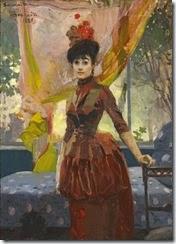 La Parisienne - 1885