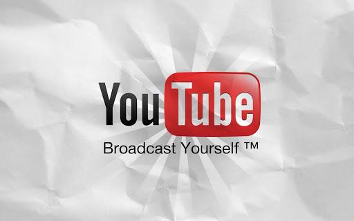 YouTube Paper Logo