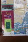 Meer bewijs van Pau, met de straatnamen van de 3 musketiers en D'Artagnan en Tréville