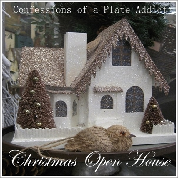 CONFESSIONS OF A PLATE ADDICT Christmas Open House