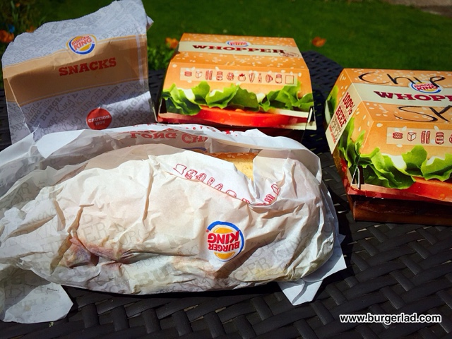 Burger King Summer BBQ