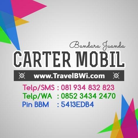 Carter-Mobil-Bandara-Juanda-Travel-BWi-Banyuwangi