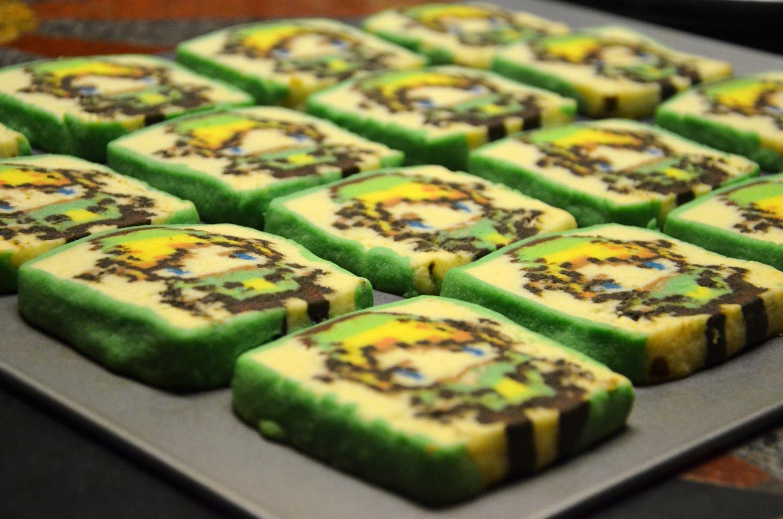 Link Zelda Cookies