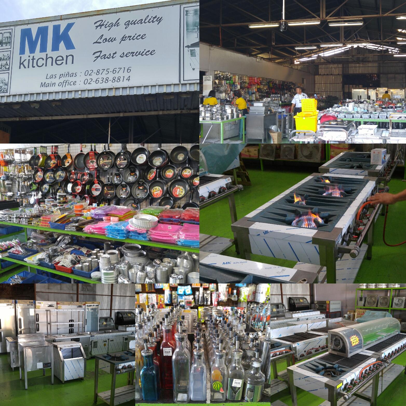 MK Kitchen Supplies - Best Kitchen Equipment Supplier | Sidestrip ...