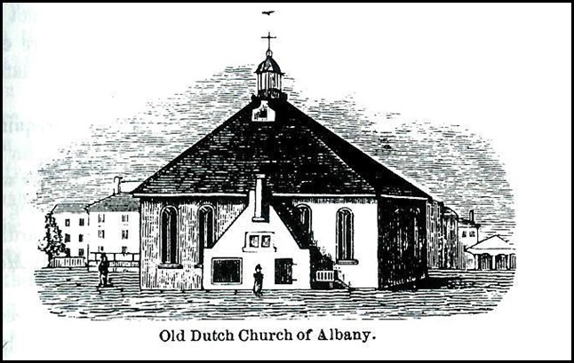 Dutch church image