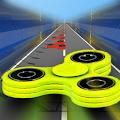 Game Fidget Spinner Racing - Endless Stunt Fun APK for Kindle