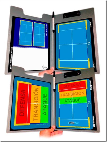 Carpetas Deportivas Profesionales para cualquier deporte de la mano de MWSPORTS.