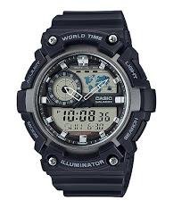 Jam Tangan Pria Untuk Berenang : Casio G-Shock Water Resistance 200 Meter