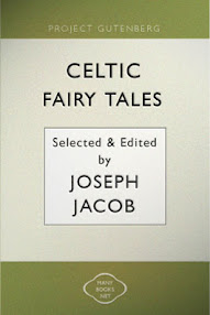 Cover of Joseph Jacobs's Book Celtic Fairy Tales
