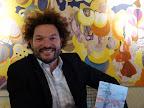 Con un pasado de actor en su haber, el reconocido galerista Fernando Entín, director desde hace más de una década de ELSI DEL RIO Arte Contemporáneo, nos abre las puertas de su espacio de arte y de su vida.